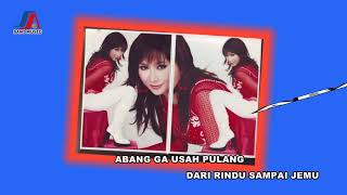 Gambar cover Ade Irma - Bang Toyib Ga Usah Pulang (Official Lyric Video)
