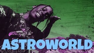 Travis Scott - AstroWorld Type Beat | Prod. By 47 Shots