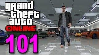 Grand Theft Auto 5 Multiplayer - Part 101 - Found a Friend (GTA Online Let