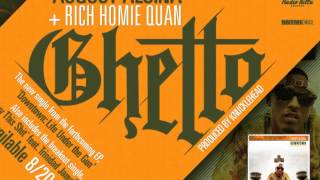 ** New Music: August Alsina- Ghetto ft. Rich Homie Quan (Prod. by Knucklehead) **