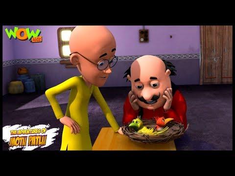 John Ki Birds - Motu Patlu in Hindi - 3D Animation Cartoon - As on Nickelodeon thumbnail