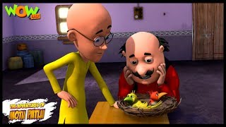 John Ki Birds - Motu Patlu in Hindi - 3D Animation Cartoon - As on Nickelodeon