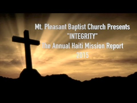 2015 ANNUAL HAITI REPORT