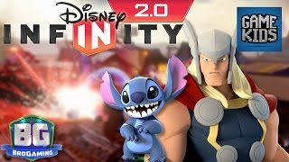 Boot Camp - Disney Infinity 2.0 - Bro Gaming