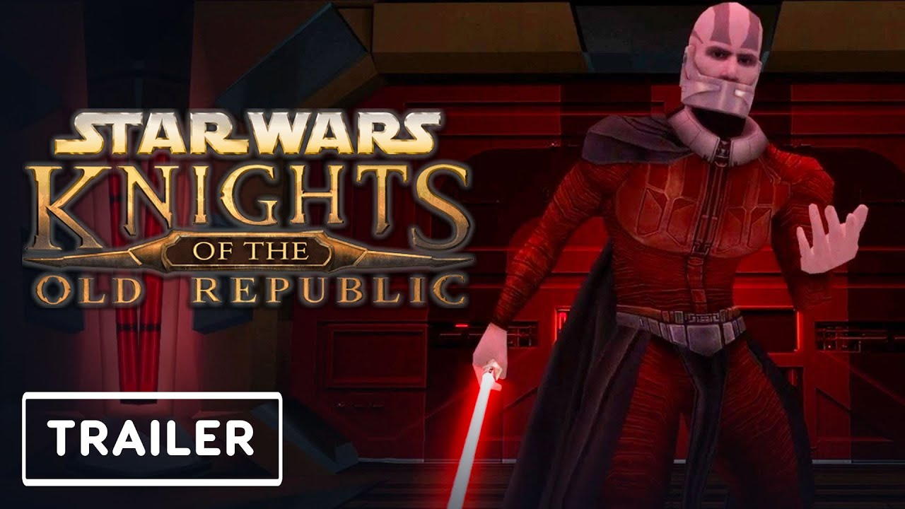 Star Wars: Knights of the Old Republic is coming to Switch in November