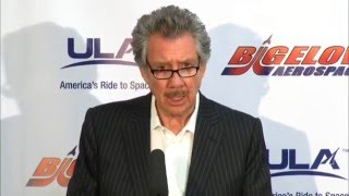 Bigelow Aerospace & ULA News Conference