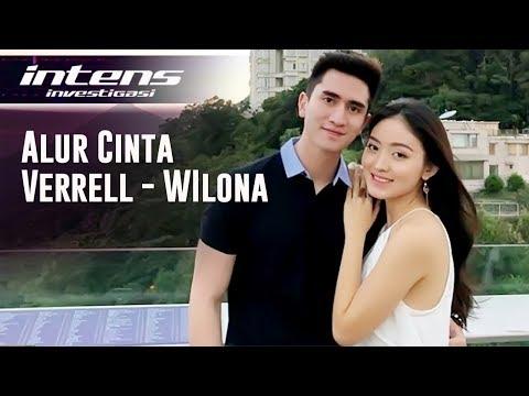 Jalan Cerita Kisah Cinta Verrel dan Wilona | Intens Investigasi