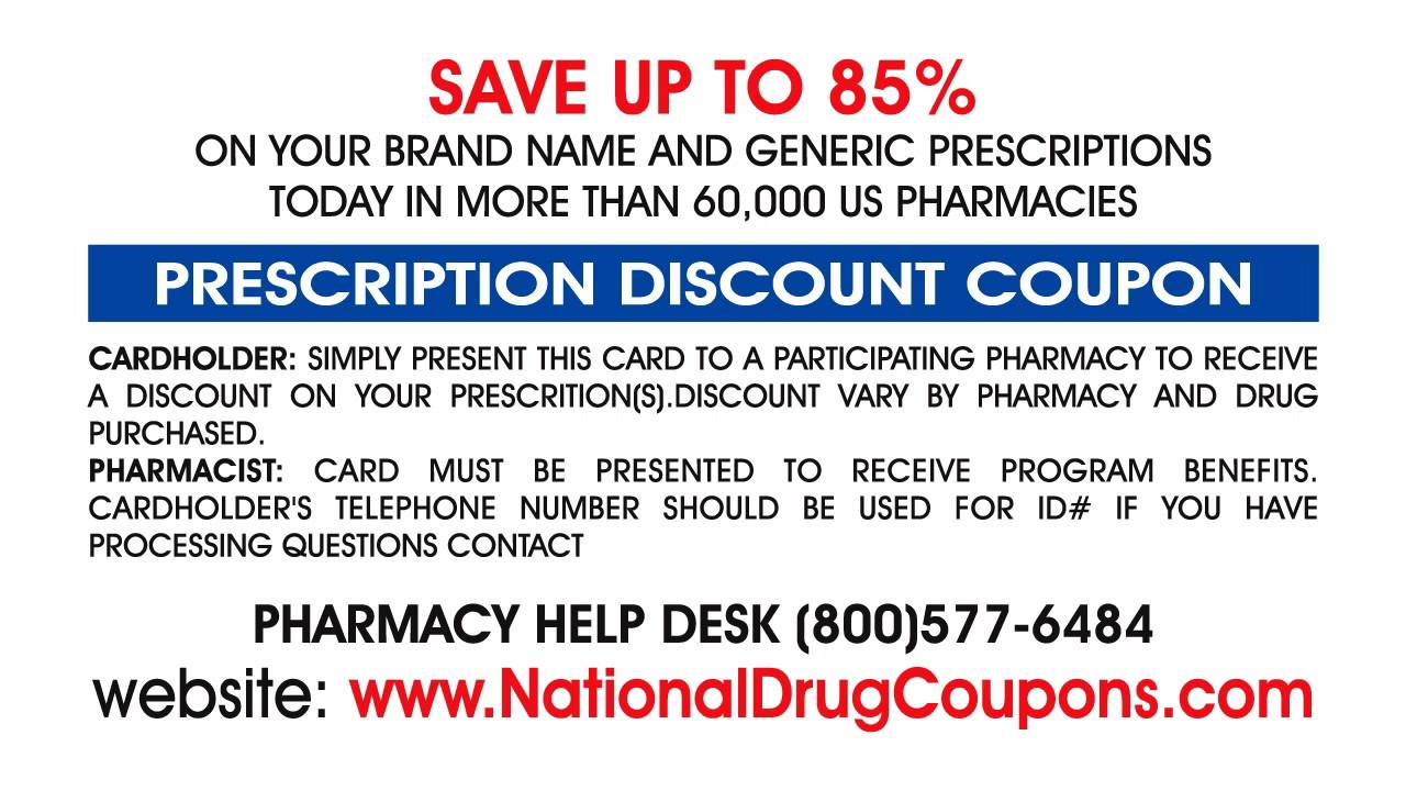 how to make money distributing free prescription discount cards - Free Prescription Card