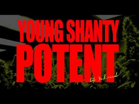 Young Shanty Iyahson  Potent  Lightning Bolt