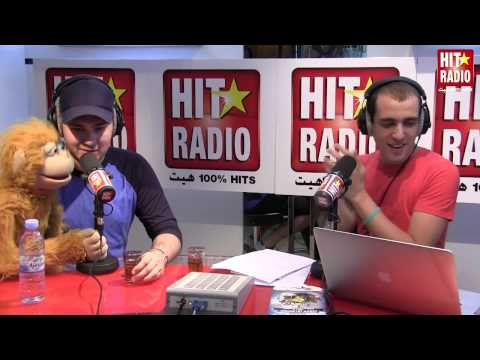 JEFF PANACLOC EN DIRECT DU MARRAKECH DU RIRE SUR HIT RADIO - PARTIE 2