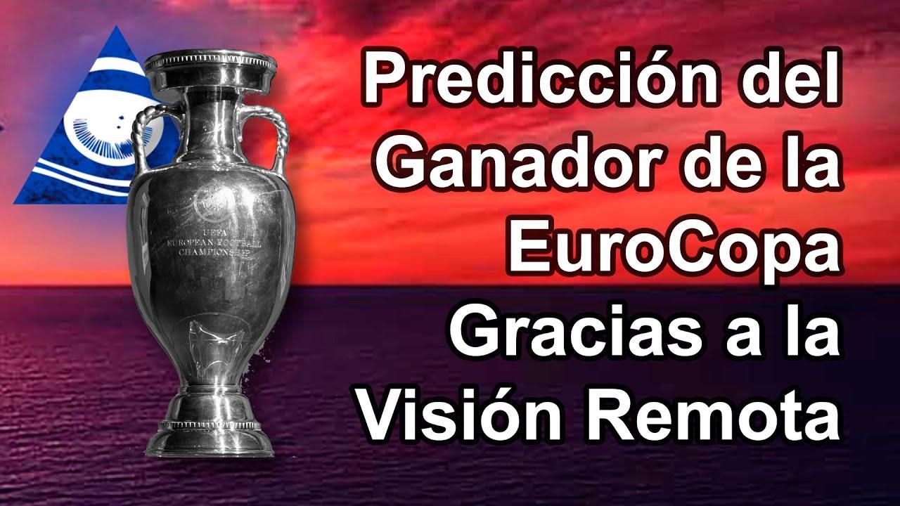 Predicción del Ganador de la Eurocopa Gracias a la Visión Remota