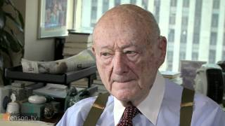 Mayor Ed Koch on rent control, his sexuality, Andrew Cuomo, and how he helped save New York
