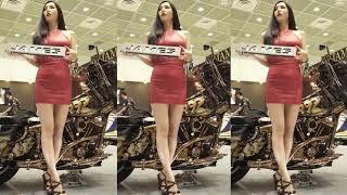 Em Gái Xinh Xắn Mắc Váy Đỏ Bỏ Cả thế Giới Để Cùng Anh Lắc Lư Trên Điệu Nhạc Hay Ngất Ngây 2020