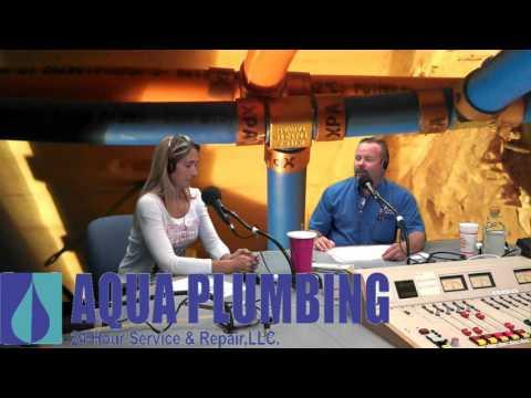 Plumbing 101 with Aqua Plumbing 10-08-15