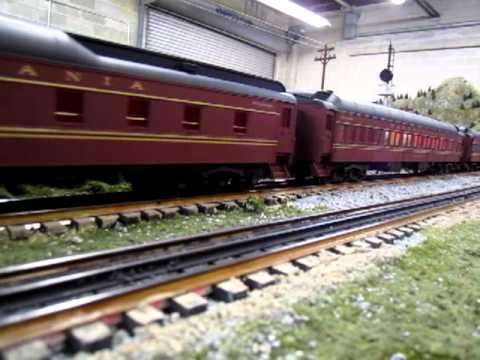 golden gate depot broadway limited  ho model train sets