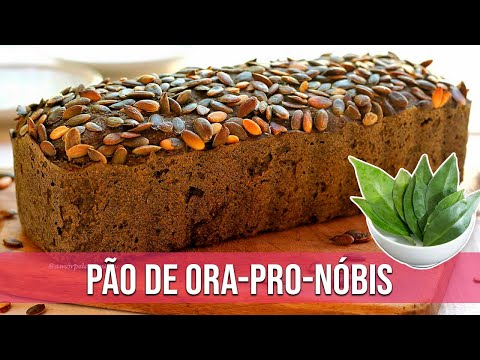 pÃo-de-ora-pro-nÓbis-funcional-sem-glÚten-sem-lactose