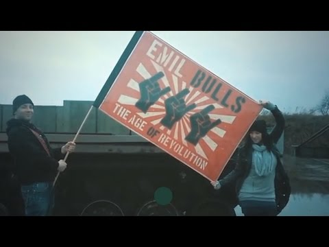 Emil Bulls - The Age Of Revolution (Official Video)