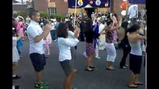 Seattle Bon Odori 2010 dance