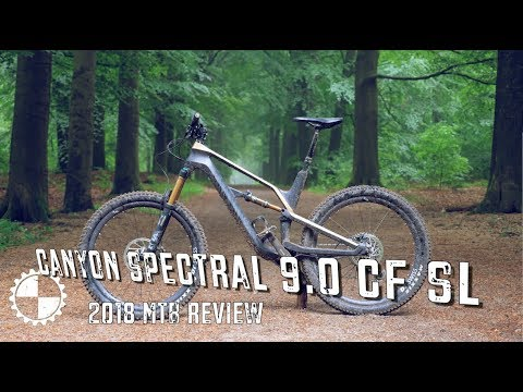 Mountainbike Review Canyon Spectral 9 0 CF SL 2019