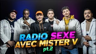RADIO S*XE IRL, LES MULTIPLES ANECDOTES INCROYABLES DE MISTER V