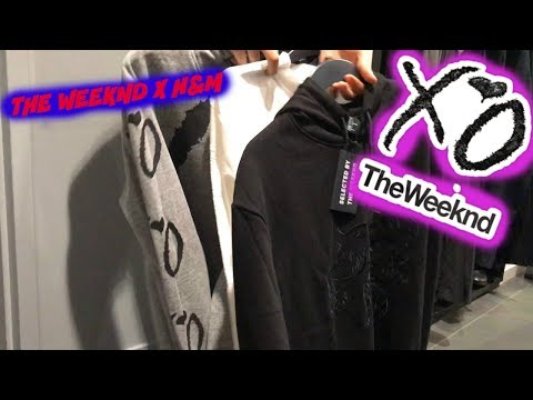 THE WEEKND X H&M (Pick ups, Review, and On Body Review)