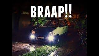 MY MARUTI 800 WAS TOO LOUD !!!! | MARUTI EXHAUST MOD |