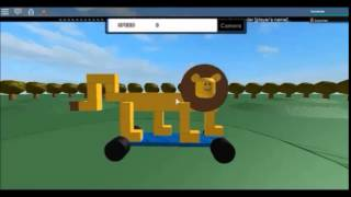 Download Lagu The Lion and the Bear Roblox Version 1 mp3