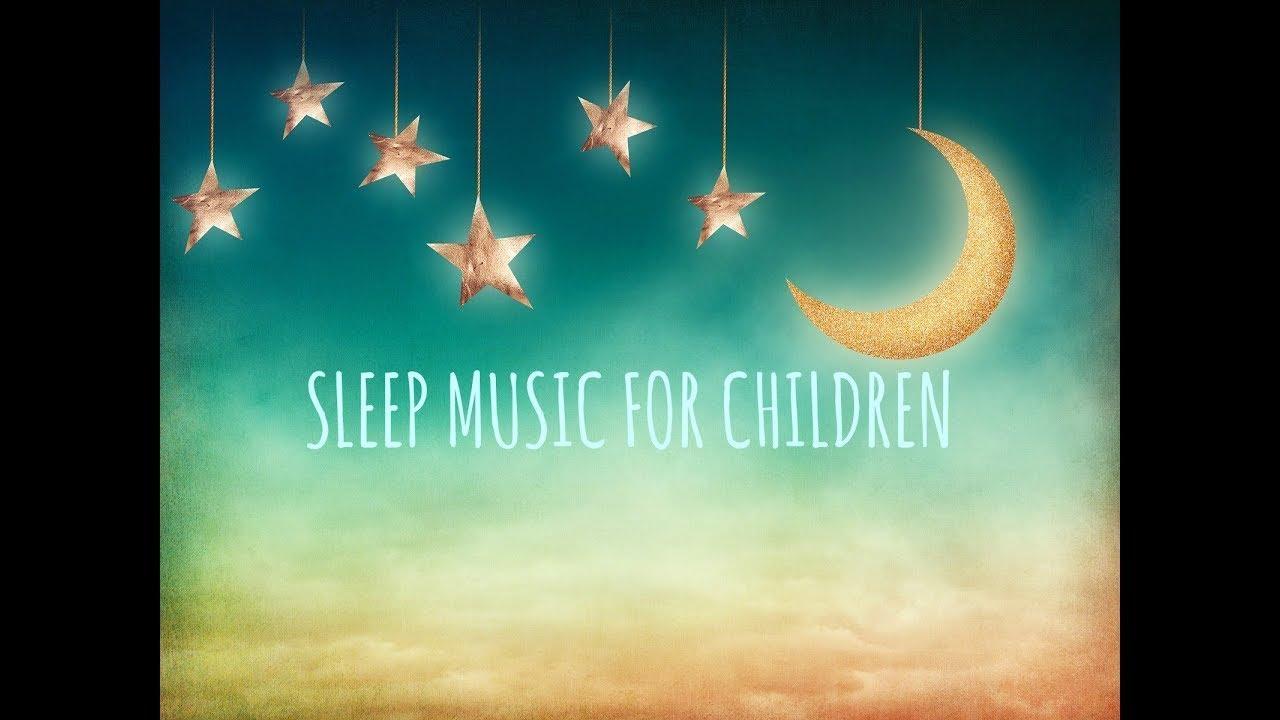 Relaxing Sleep Music for Children🎵 Deep Sleeping Music ...