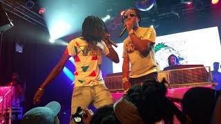 Migos - YRN - Highline Ballroom NYC - (July 30th 2015)