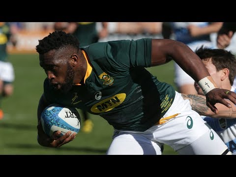 HIGHLIGHTS: Argentina v South Africa Second Test - 2018