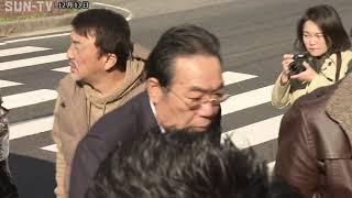 神戸山口組が年末の会合 警察が警戒