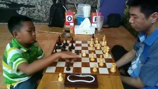 Chess Game Vs Engkong Kumis Pgc Cililitan