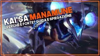 Download Video KAI'SA MANAMUNE | Guida e Spiegazione | League of Legends [ITA] MP3 3GP MP4