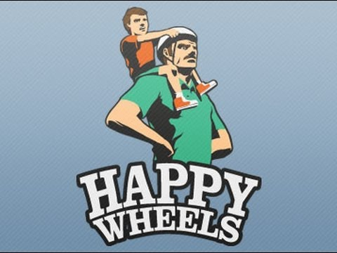 Happy Wheels - Lagging Like Crazy - Part 2