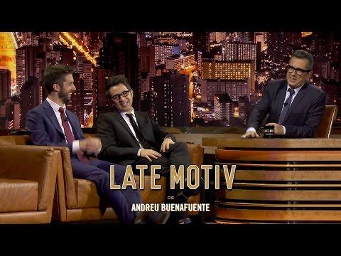 LATE MOTIV - Berto Romero y David Broncano... juntos   #LateMotivNavidad