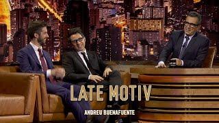 LATE MOTIV - Berto Romero y David Broncano... juntos | #LateMotivNavidad