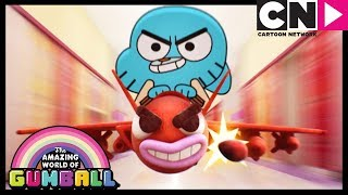 Gumball | The Skull | Cartoon Network