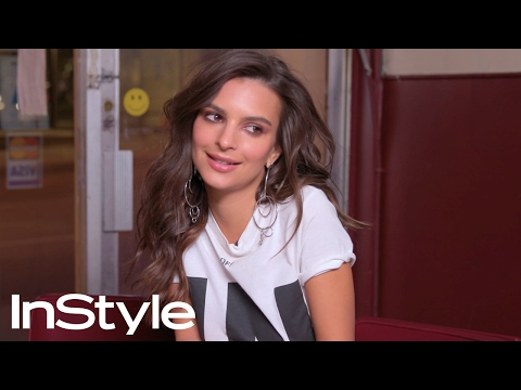 Emily Ratajkowski Dishes on What's In and Out of Style thumbnail