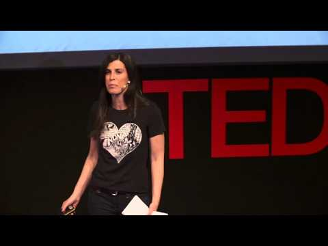 The power of kindness | Orly Wahba | TEDxStPeterPort
