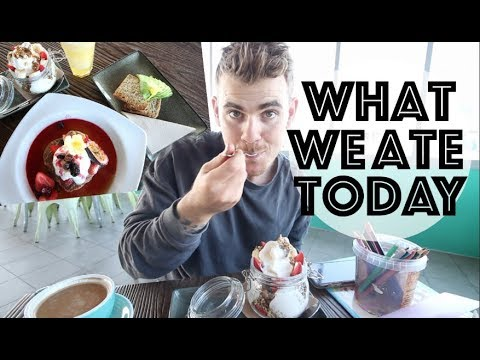 MORE RENO'S | WHAT WE ATE TODAY #WORLDVEGANDAY