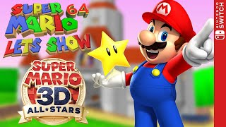 SUPER MARIO 3D ALL-STARS ⭐ Super Mario 64