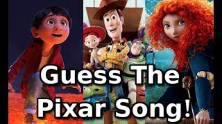 Can YOU Guess the Pixar Movie? - Can You Guess Them!?!