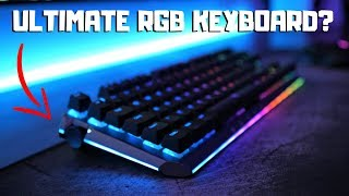 The ULTIMATE RGB Mechanical Keyboard? Drevo BladeMaster Pro