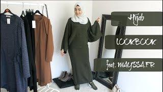 3 اطلالات محجبات لشتاء 2019 من موقع MAYSSA.FR | Muslim Queens AR by Mona
