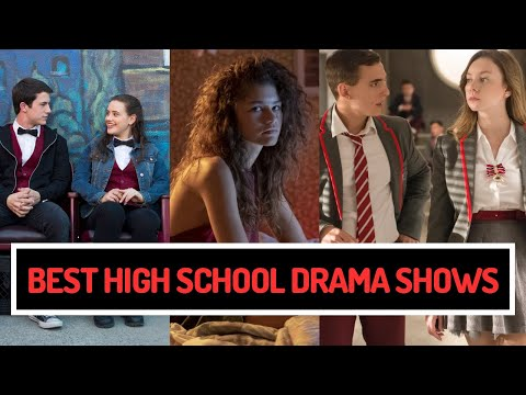 Best High School Web Series | Top 10 High School Series (Must Watch)