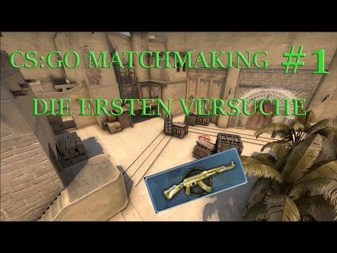 Matchmaking #1 [Die ersten Versuche]