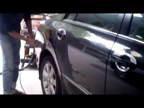 Gò Vỏ Ô TÔ Toyota Corolla-Altis, Gara DNT 896 Đường Láng HN