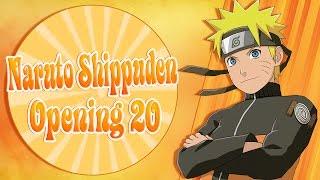 Naruto Shippuden Opening 20 |Kara no Kokoro| (RUS)