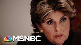 Gloria Allred On Continuing President Donald Trump Accuser Defamation Suit | Velshi & Ruhle | MSNBC