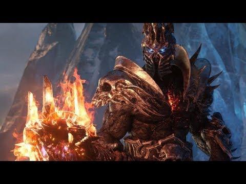 World Of Warcraft Shadowlands, Primer Trailer Cinemático